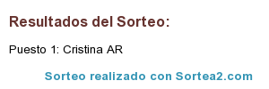 fgfgff Sorteo San Valentín 2020